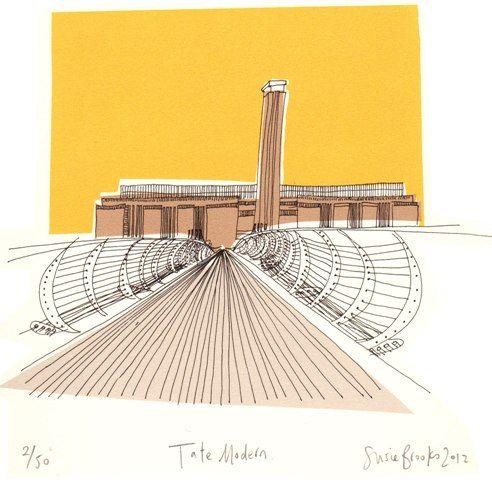 Susie Brooks - Tate Modern