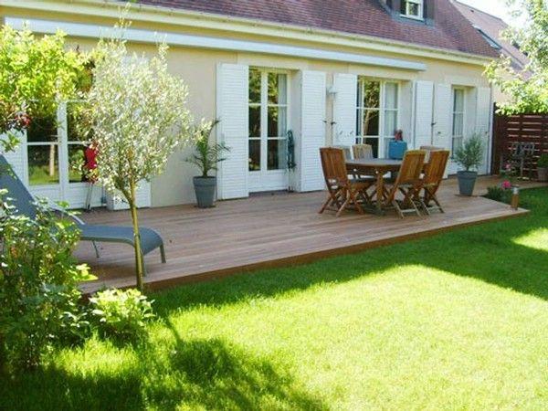 13 best terrasse bois images on Pinterest Outdoor decking, Outdoor