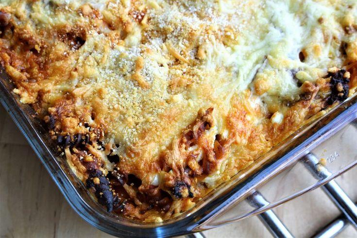 Gerechten zonder pakjes en zakjes #118. Siciliaanse ovenschotel (Honig) -