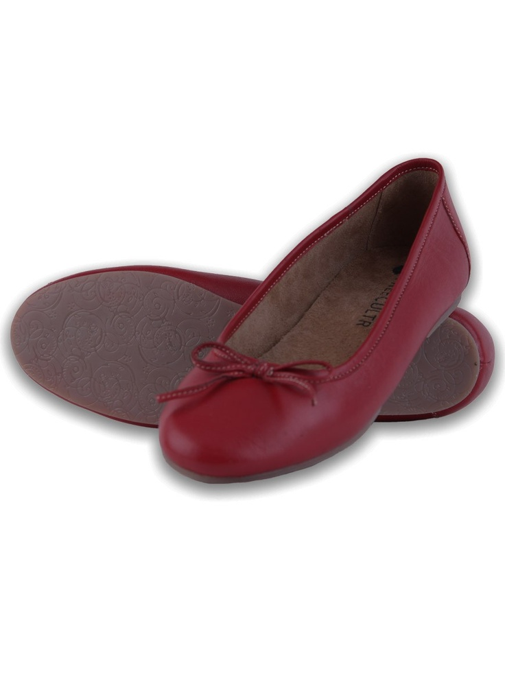 Solid Leather Ballerinas are the perfect choice for any weather!