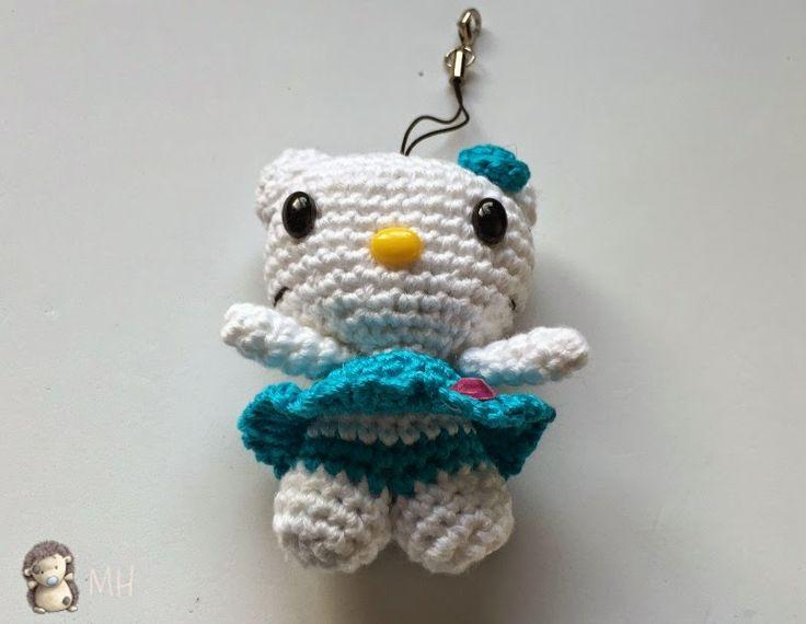 Mini Hello Kitty Amigurumi : 17 Best images about COSTURA-CROCHET on Pinterest ...