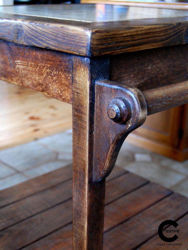 Rustic kitchen island available at http://www.donedeal.ie/kitchen-for-sale/kitchen-island/6900726