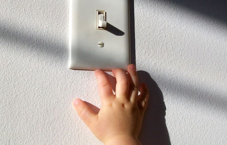 Lights Out: Sensor Light Switches : Remodelista