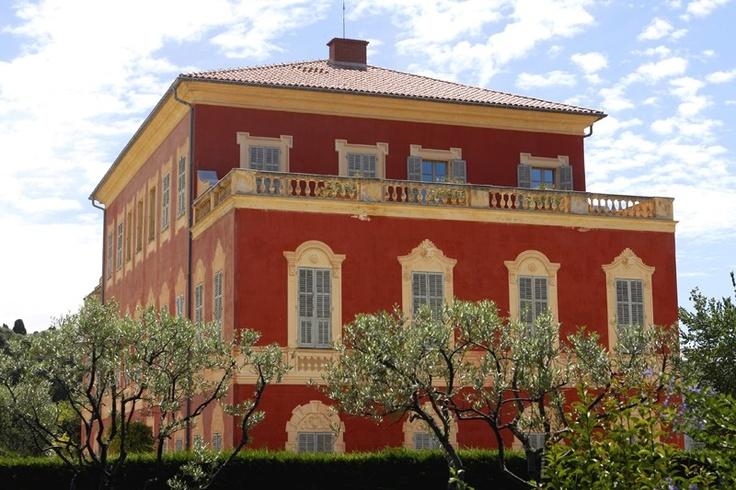 The Matisse Museum, Nice