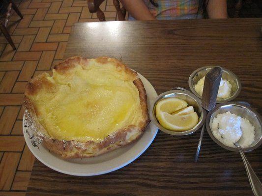 The Original Pancake House @ Kalihi (6.00-14.00) ※Dutch Baby