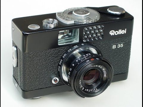 A full in depth detailed review with sample images of the 'lite' version of the Rollei 35, the Rollei B35 or 35B 35mm viewfinder camera. CC License music ove...