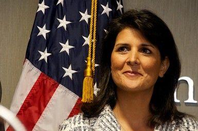 Trump chooses South Carolina Gov. Nikki Haley as UN ambassador - http://conservativeread.com/trump-chooses-south-carolina-gov-nikki-haley-as-un-ambassador/