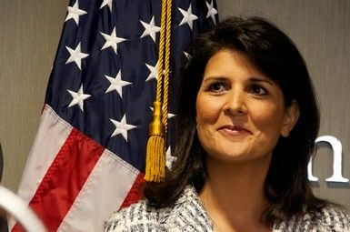 Trump chooses South Carolina Gov. Nikki Haley as UN ambassador - http://conservativeread.com/trump-chooses-south-carolina-gov-nikki-haley-as-un-ambassador/