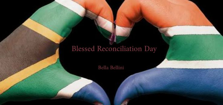 The Day of #Reconciliation is a public holiday in South Africa held annually on 16 December. The holiday came into effect in 1994 after the end of apartheid, with the intention of fostering reconciliation, and national unity for the country. The date was chosen because it was significant to both Afrikaner and African cultures. Government chose a meaningful date for both groups because they recognize the need for racial harmony. ♥Bella♥
