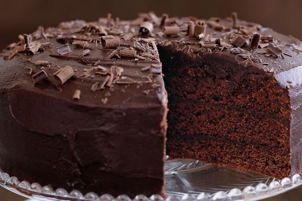 5 Delicious Desserts for Christmas: Chocolate Fudge Cake