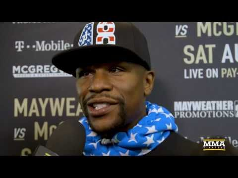 MMAFightingonSBN: Floyd Mayweather Addresses Tax Situation, Says He Brought Back 'Pretty Boy Floyd' for LA Presser