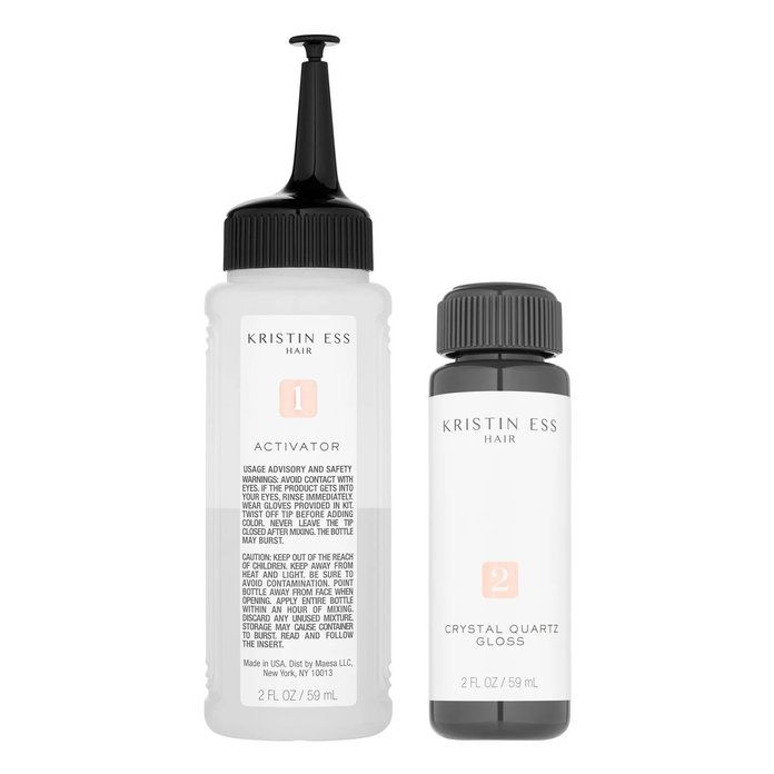 The Best Haircare And Styling Products For Gray Hair Gray Hair Styling Tips Temporary Hair Color Hair Gloss Glossy Hair