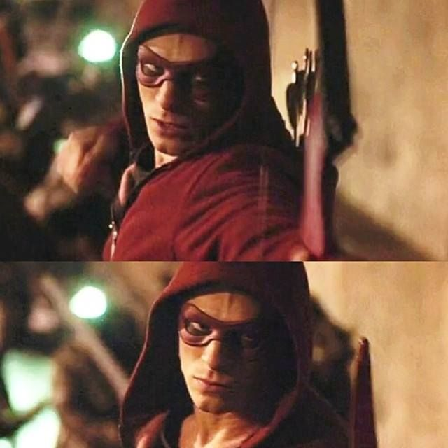 2x23 Unthinkable - Roy Harper - Yes!! can we say it yet?  Red Arrow?