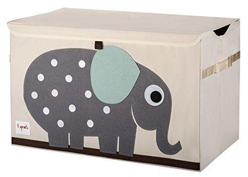 Toy Chest Storage Box Bin Organizer Kids Children Playroom Bedroom Large New  #ToyChest