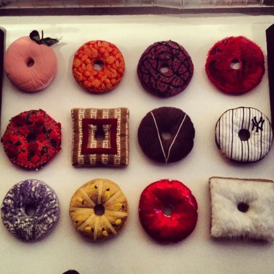 The most amazing donuts I've ever had.  Make sure you try the creme brulee.