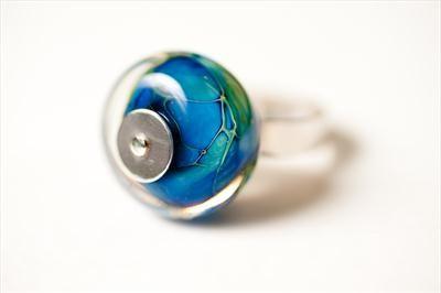 Blue triton by pinkcostello, Jewellery