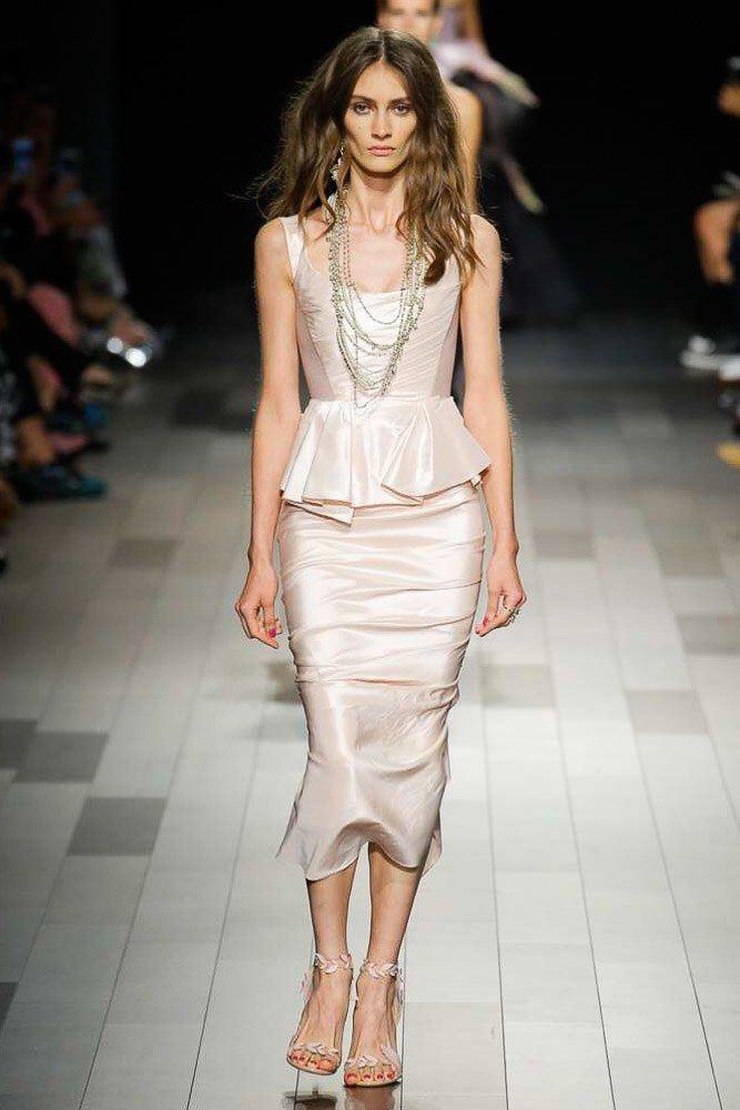 Marchesa Spring 2018 Ready-to-Wear Undefined