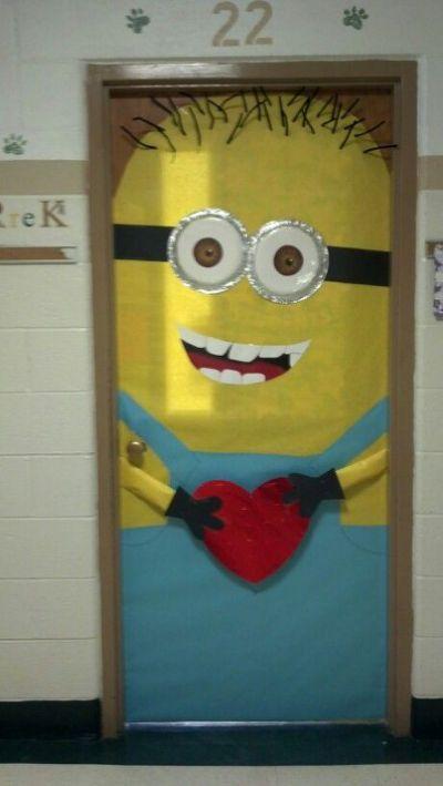 Minion door | Classroom Ideas                              …