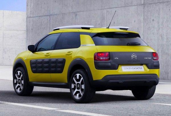 Photo Nouvelle Citroën C4 Cactus : Pétillante, rafraîchissante ou piquante ?