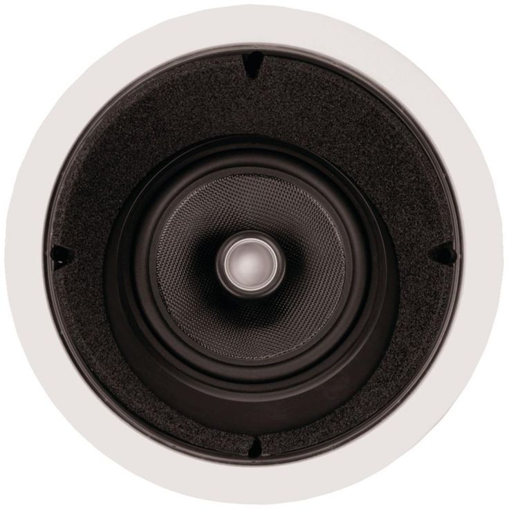 """Architech 6.5"""" Kevlar 15deg -angled Ceiling Lcr Speaker"""