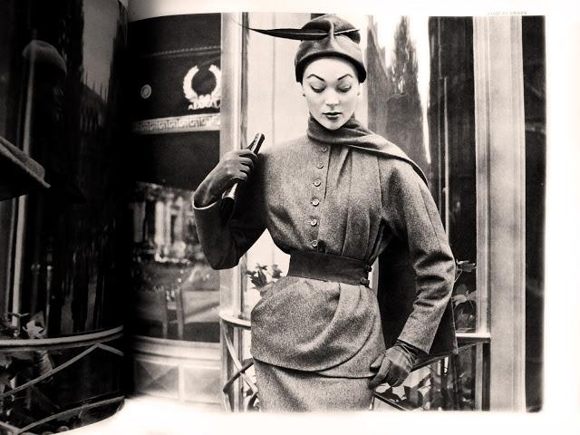 JACQUES GRIFFE IN OCTOBER 1951 L'OFFICIEL BY POTTIER