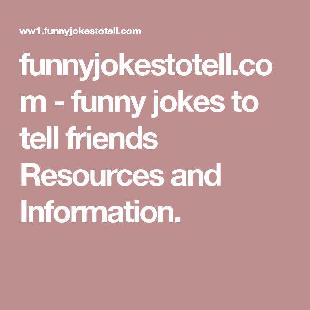 funny jokes to tell - 640×640
