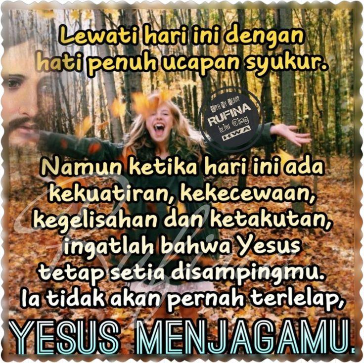 ✿*´¨)*With My Heart  ¸.•*¸.• ✿´¨).• ✿¨) (¸.•´*(¸.•´*(.✿ SELAMAT SIANG ...TYM ~  Mazmur 121:4-5 (TB)  Sesungguhnya tidak terlelap dan tidak tertidur Penjaga Israel.  TUHANlah Penjagamu, TUHANlah naunganmu di sebelah tangan kananmu.