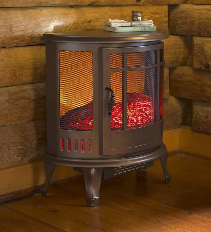 Curved Electric Wood Stove Heater | Electric Fireplaces - Best 20+ Electric Wood Stove Ideas On Pinterest Electric Wood
