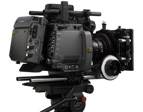 M. Night Shyamalan is using this camera to make the switch from film to digital for his upcoming movie.