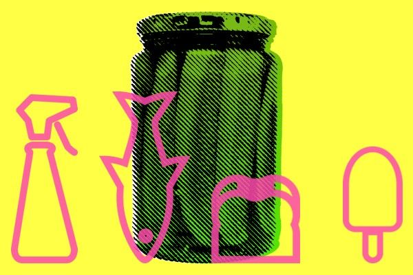 17 Uses For Pickle Juice: Workout-Booster, Cure-All, & Household Cleaner
