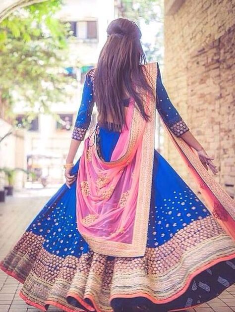 Desi Couture Indian Outfit