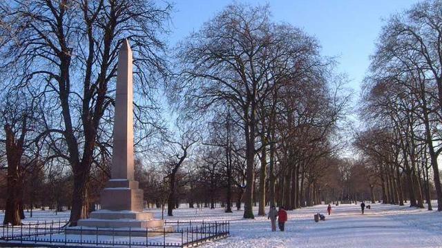 Kensington Gardens, A Royal Park - visitlondon.com