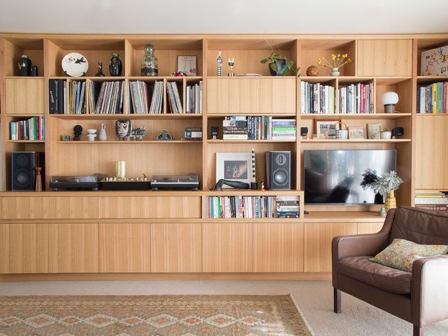 Joinery Wall Joinery Schreinerei Wand Mur De Menuiserie Pared De Carpinteria Joinery Deta In 2020 Joinery Design Living Room Joinery Ideas Living Room Shelves