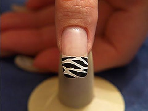 Airbrush nail art step by step guidance 092 from www.airbrush-naildesign.com