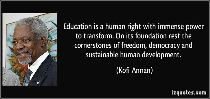 Democratic Education Quotes
