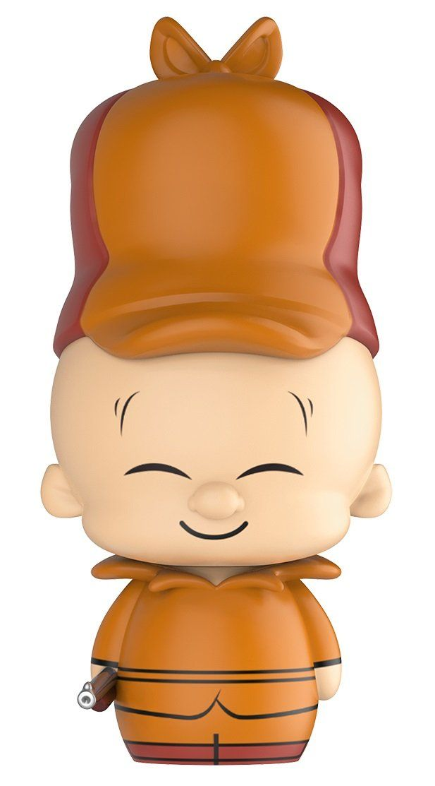 Funko Dorbz Looney Tunes Elmer Fudd Action Figure. From Looney Tunes, Elmer Fudd, as a stylized Dorbz vinyl from Funko!. Stylized collectable stands 3 inches tall, perfect for any Looney Tunes fan!. Collect and display all Looney Tunes Dorbz Vinyl's!.
