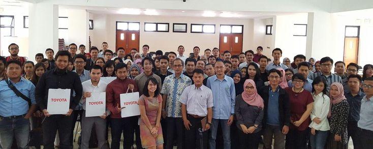 Setiap tahunnya, melalui Human Resources Division (HRD), TMMIN mengadakan guest lecturing dengan mendatangi beberapa kampus di Indonesia. Kegiatan ini bertujuan untuk memperkenalkan sekaligus mengedukasi secara langsung mengenai Toyota Indonesia serta membagikan pengalaman kerja (leadership sharing) oleh perwakilan direktur TMMIN. Melalui kegiatan ini, TMMIN berharap dapat memotivasi para anak muda di Indonesia dan menjadi tempat pilihan para mahasiswa untuk berkarya dan mengembangkan diri.