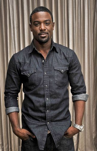 Lance Gross - Crisis - NBC - Sundays - Season Premiere Mar 16