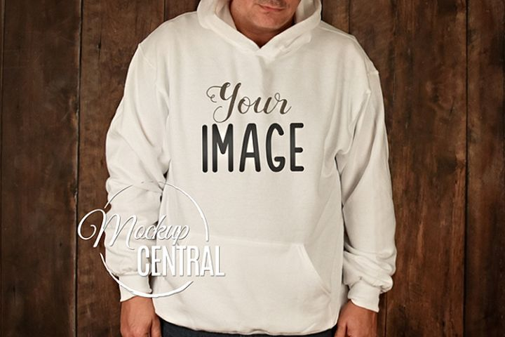 Download Men S White Hoodie Sweatshirt Mockup Grey Shirt Mock Up 429616 Clothing Design Bundles White Sweatshirt Hoodie Sweatshirts Hoodie White Hoodie Men