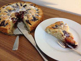 Home is where I bake: Plum Cake
