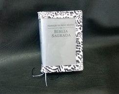 Capa de Bíblia - Transparente