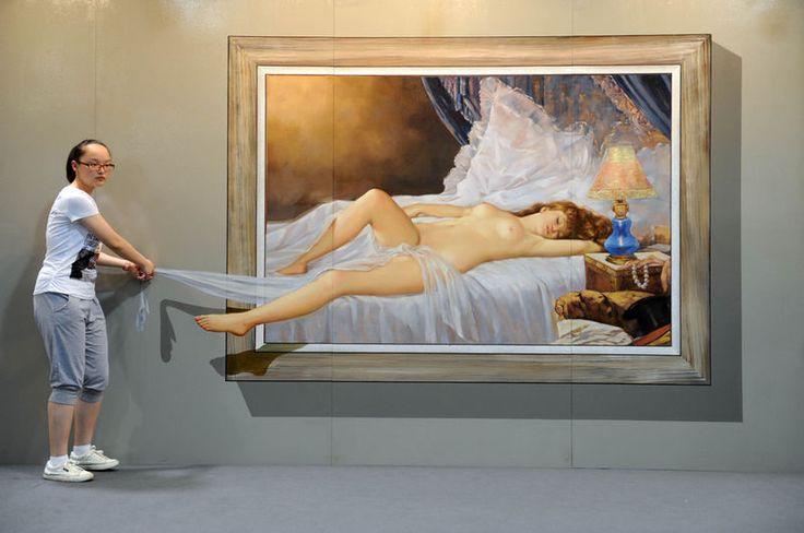 naked rest #3D