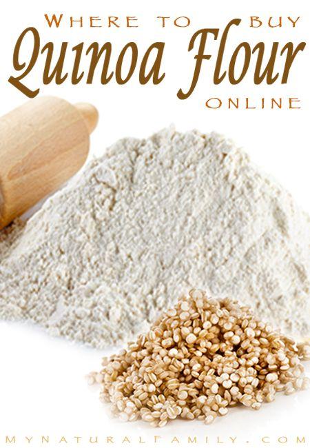 Where to Buy Quinoa Flour Online