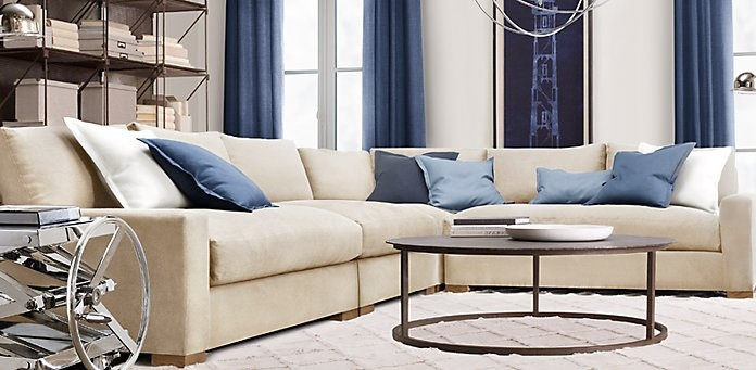 17 Best Images About Sectional Sofas On Pinterest White