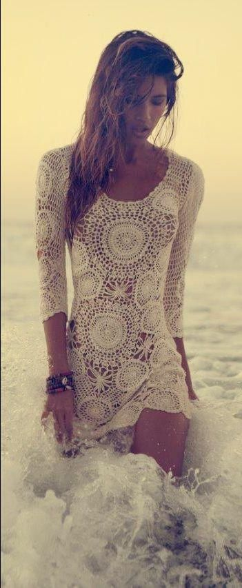 boho dress- When I have the body... I want this dress! MOTIVATION!