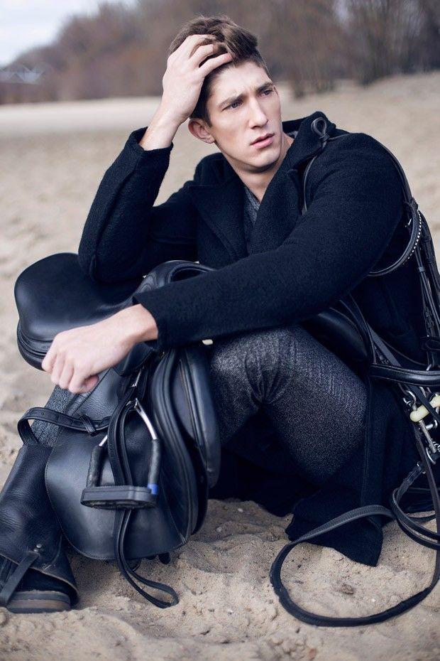 Michal Baryza for Gentleman Magazine by Edyta Bartkiewicz