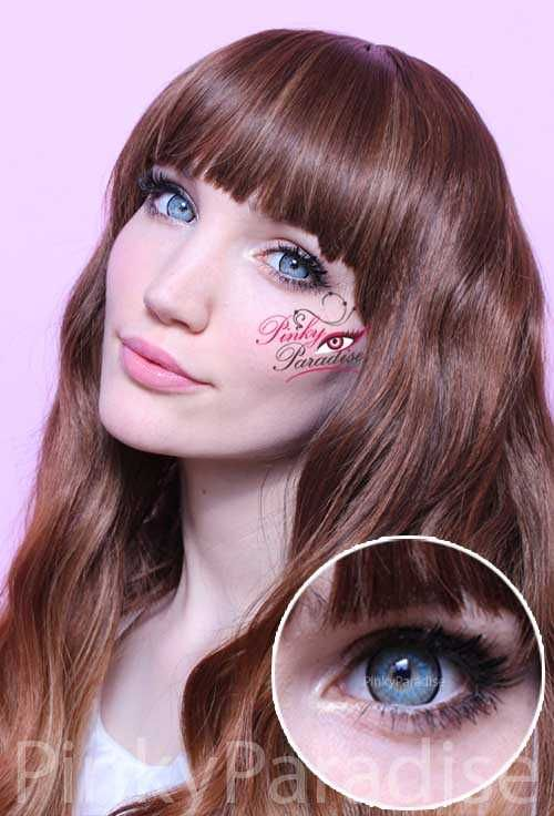 Eye Color Contacts For Halloween