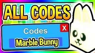 All 4 New Slaying Simulator Codes Auras Update Marble Bunny Roblox What Is Roblox Coding Auras