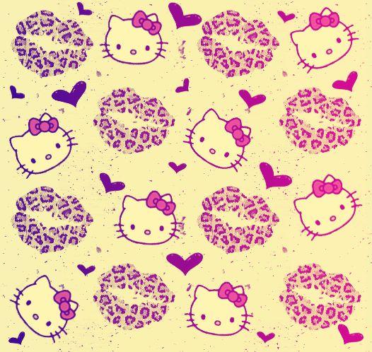 hello kitty wallpapers leopardo - Buscar con Google
