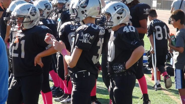 Maryland rejects a bill that would have banned youth tackle football.